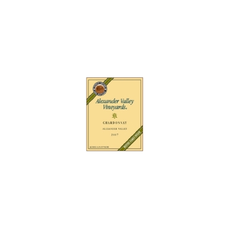 Alexander Valley Chardonnay  2013 375ml