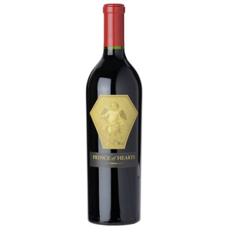 Blankiet Prince Of Hearts Paradise Hills Vineyard  2011 750ml
