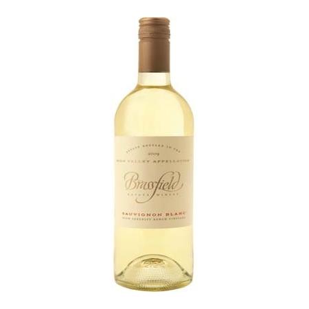 Brassfield Estate Vineyard Sauvignon Blanc High Serenity Ranch  2013 750ml