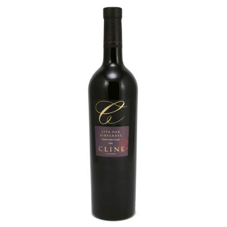 Cline Zinfandel Live Oak Vineyard  2012 750ml