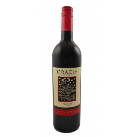 Oracle Pinotage  2014 750ml