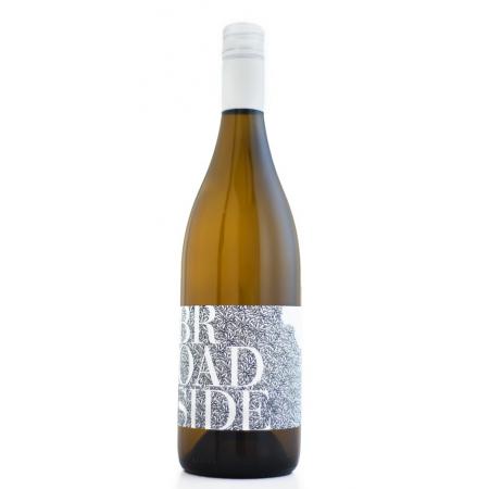 Broadside Chardonnay Wild Ferment  2013 750ml