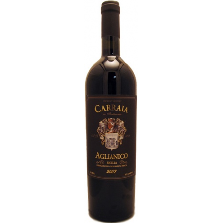 Carraia Aglianico  2013 750ml
