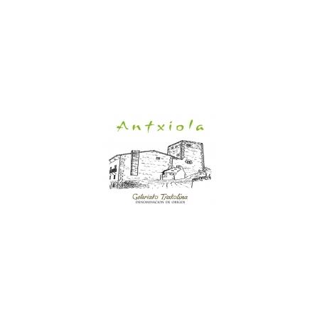 Antxiola Getariako-Txakolina  2014 750ml