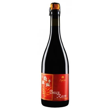 Fiorini Lambrusco Grasparossa Becco Rosso  2014 750ml