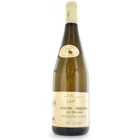 Andre Et Michel Quenard Vin De Savoie Chignin-Bergeron  2012 750ml