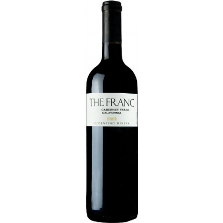 Cosentino Winery The Franc  2013 750ml