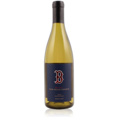 Boston Red Sox Chardonnay Club Series Reserve  2012 750ml