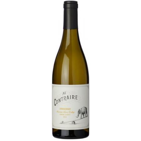Au Contraire Chardonnay  2013 750ml
