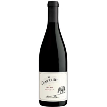 Au Contraire Pinot Noir  2012 750ml
