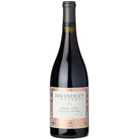 Broadley Pinot Noir Claudias Choice  2012 750ml
