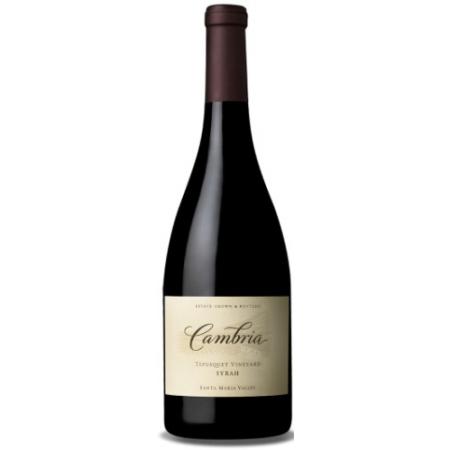 Cambria Syrah Tepusquet Vineyard  2012 750ml