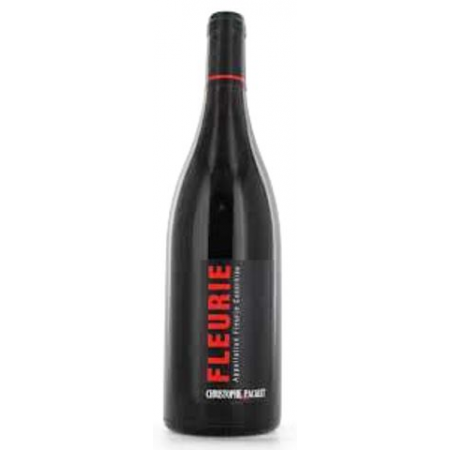 Christophe Pacalet Fleurie  2013 750ml