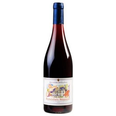 Bouchard Aine Et Fils Beaujolais Nouveau  2014 750ml