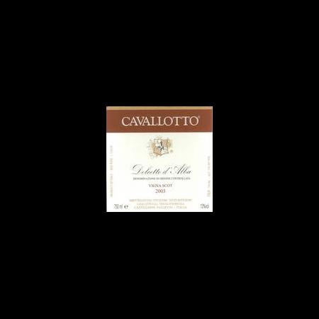 Cavallotto Dolcetto D'alba Bricco Boschis-Scot  2013 750ml