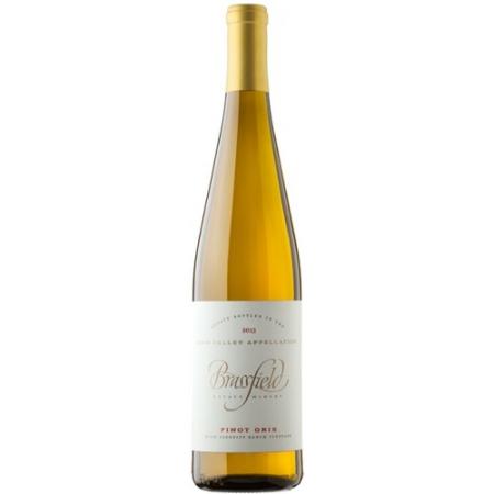 Brassfield Estate Vineyard Pinot Grigio High Serenity Ranch  2012 750ml