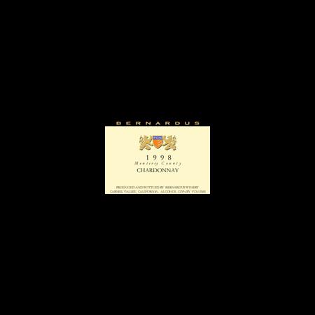 Bernardus Chardonnay  2012 750ml