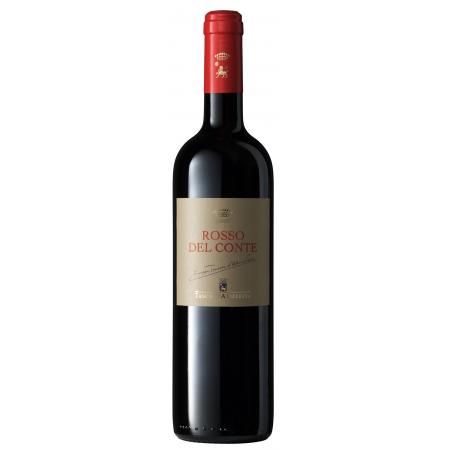 Tasca D'almerita Rosso Del Conte Contea Di Sclafani  2008 750ml