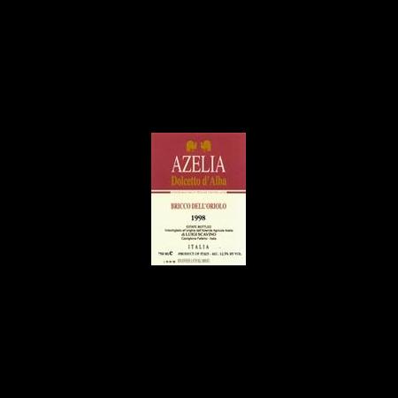 Azelia Dolcetto D'alba Bricco Dell'oriolo  2013 750ml