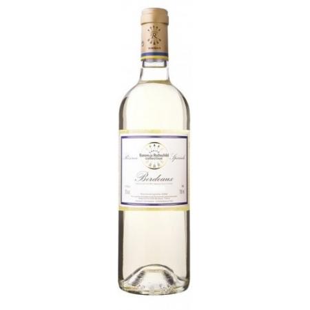 Barons De Rothschild (Lafite) Reserve Speciale Blanc  2013 750ml