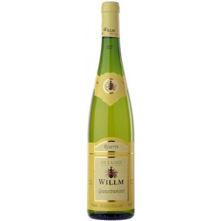 Alsace Willm Gewurztraminer  2012 375ml