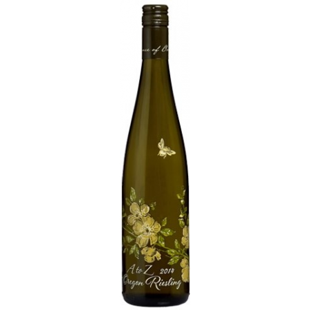 A To Z Wineworks Riesling Oregon  2012 750ml