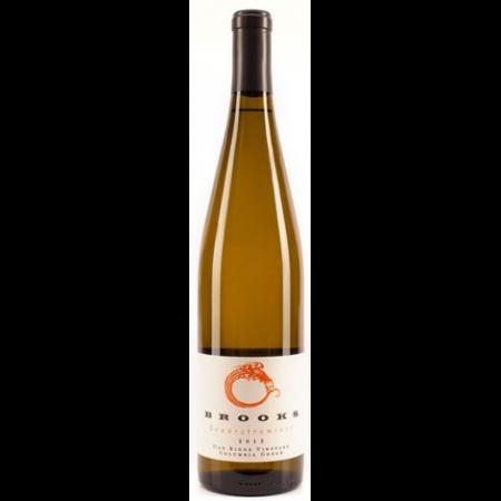 Brooks Winery Gewurztraminer Oak Ridge  2012 750ml