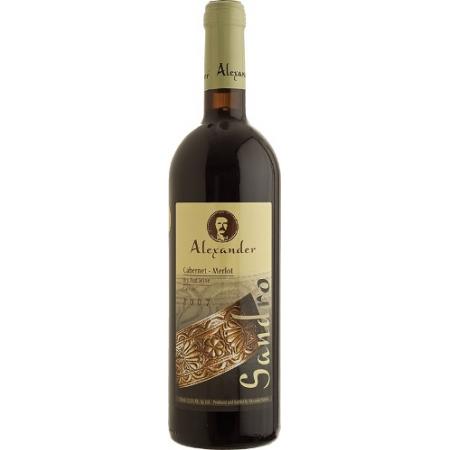Alexander Winery Cabernet Merlot Sandro   750ml