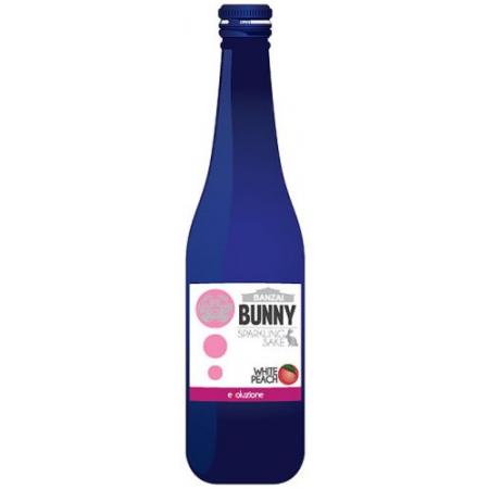 Bunny White Peach  NV 300ml