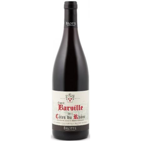 Brotte Cotes Du Rhone Esprit Barville  2012 750ml