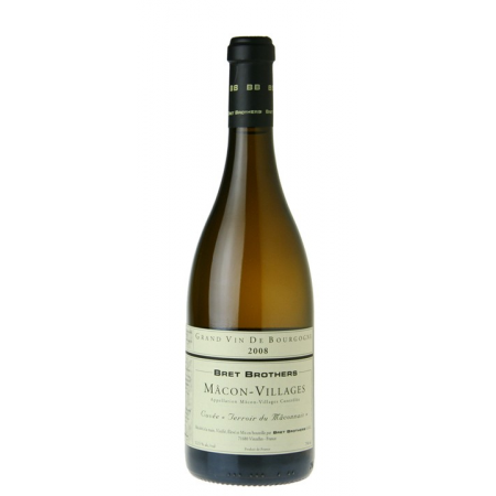 Bret Brothers Macon Villages  2013 750ml