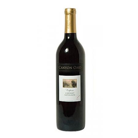 Canyon Oaks Vineyards Merlot  2013 750ml