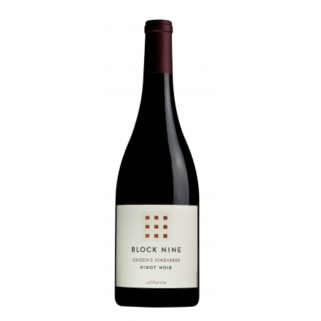 Block Nine Pinot Noir  2014 750ml