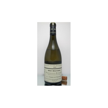 Bret Brothers Pouilly Fuisse Terres De Vergisson  2013 750ml