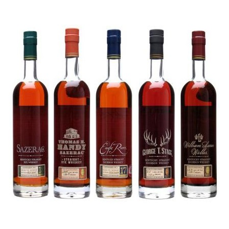 Buffalo Trace 2014 Antique Collection - 5 Bottle Collection  2014 750ml