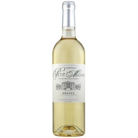 Chateau Petit Mouta Bordeaux Blanc  2013 750ml