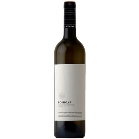 Bohigas Blanc De Blancs Xarel-Lo Catalunya  2014 750ml