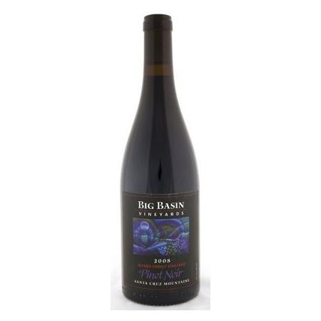 Big Basin Pinot Noir Alfaro Family  2012 750ml