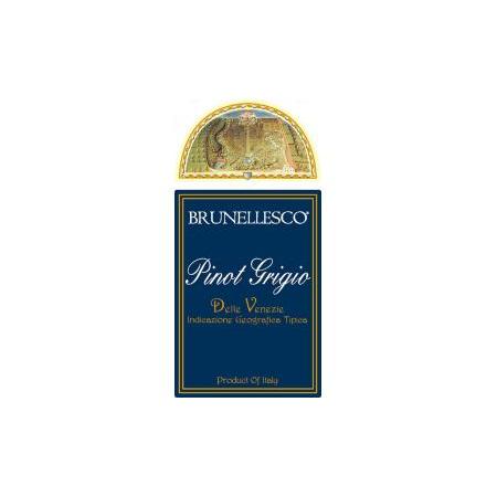Brunellesco Pinot Grigio  2014 1.5Ltr