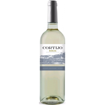 Cortijo Rioja Blanco  2013 750ml