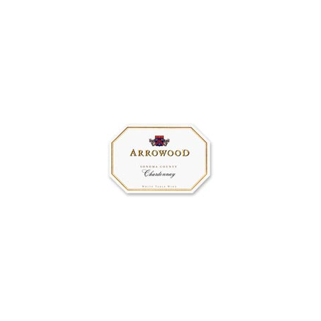 Arrowood Chardonnay  2013 750ml