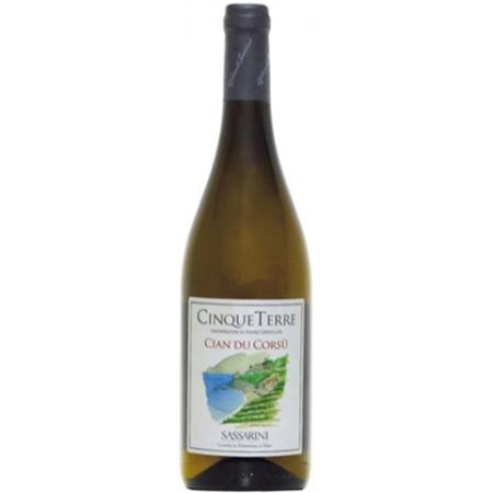 Cinque Terre Cian Du Corsu Sassarini  2013 750ml