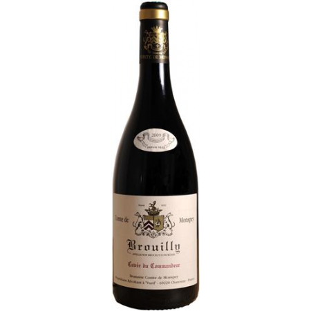 Domaine Comte De Monspey Brouilly Cuvee Tradition  2013 750ml