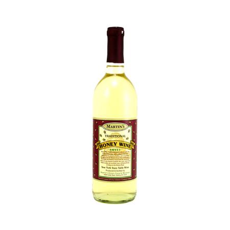 Martin's Semi-Sweet Honey (Mead)   750ml
