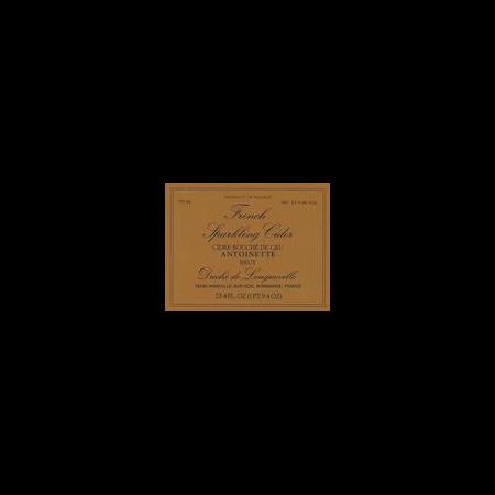 Duche Longueville French Sparkling Cider Antoinette Dry  NV 750ml