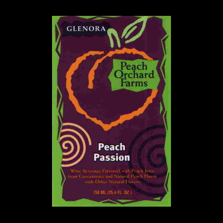 Glenora Peach Passion  NV 750ml