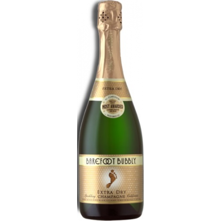 Barefoot Cellars Bubbly Extra Dry   750ml