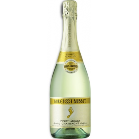 Barefoot Cellars Pinot Grigio Bubbly   750ml
