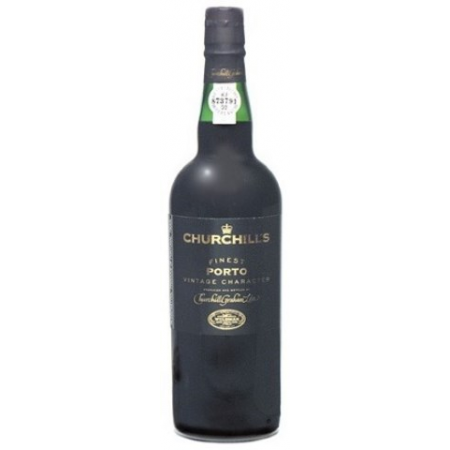 Churchill Porto Vintage Character Finest   750ml