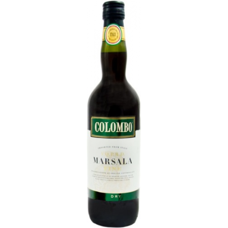 Colombo Marsala Fine Dry   1.5Ltr